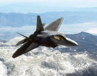 hot pic airplane picture f-22 raptor jet fighter free pic